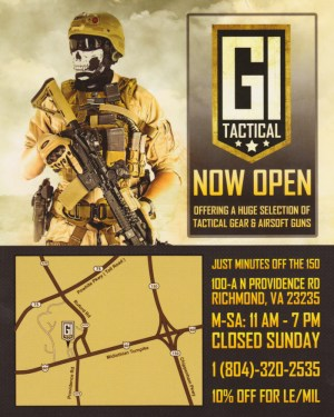 GI Tactical (804)320-2535